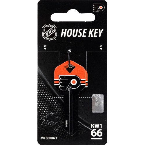 NHL Philadelphia Flyers Key Blank