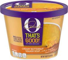 O That's Good Creamy Butternut Squash Soup 16 oz Tub