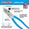369 9.5-inch XLT™ Round Nose Linemen's Pliers