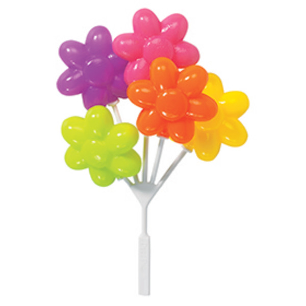 Flower Shaped Balloon Cluster DecoPics®