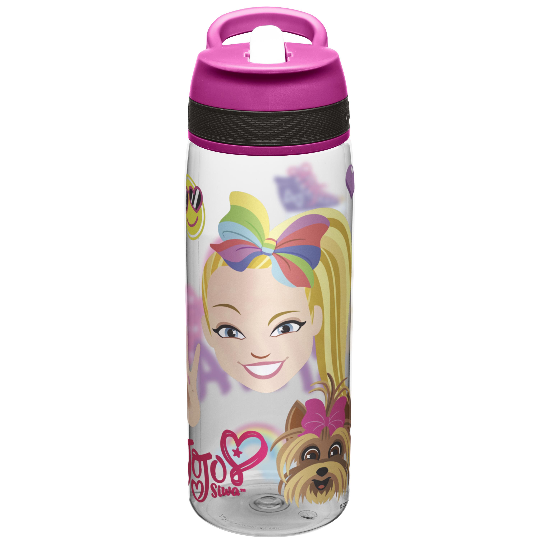 JoJo Siwa 25 ounce Water Bottle, JoJo & BowBow