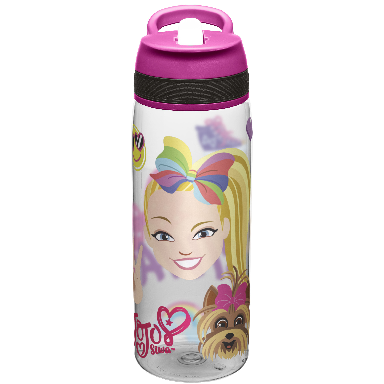 JoJo Siwa 25 ounce Water Bottle, Jojo & BowBow slideshow image 7