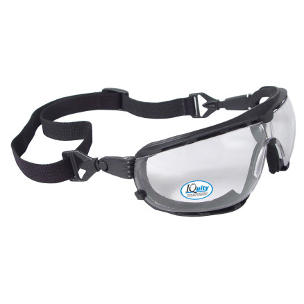 Radians Dagger™ IQ - IQUITY™ Anti-Fog Foam Lined Safety Goggle