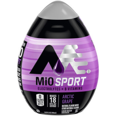 MiO Fit Arctic Grape Liquid Water Enhancer 5 - 1.62 fl oz Bottles