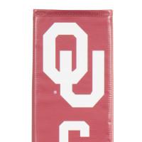 Oklahoma Sooners Collegiate Pole Pad thumbnail 4