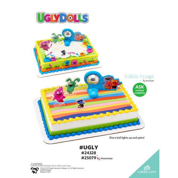 UglyDolls #Ugly  The Magic of Cakes® Page