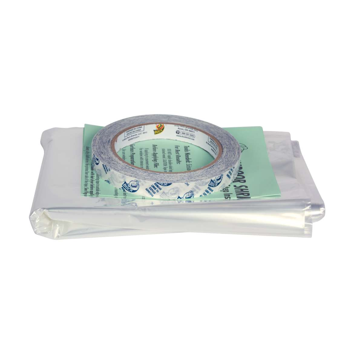 Shrink Film Window Insulation Kit