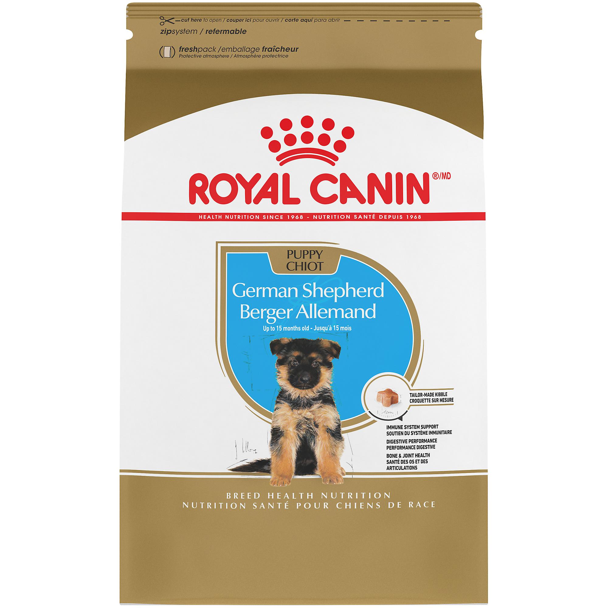 Royal Canin Breed Health Nutrition German Shepherd Puppy Dry Dog Food