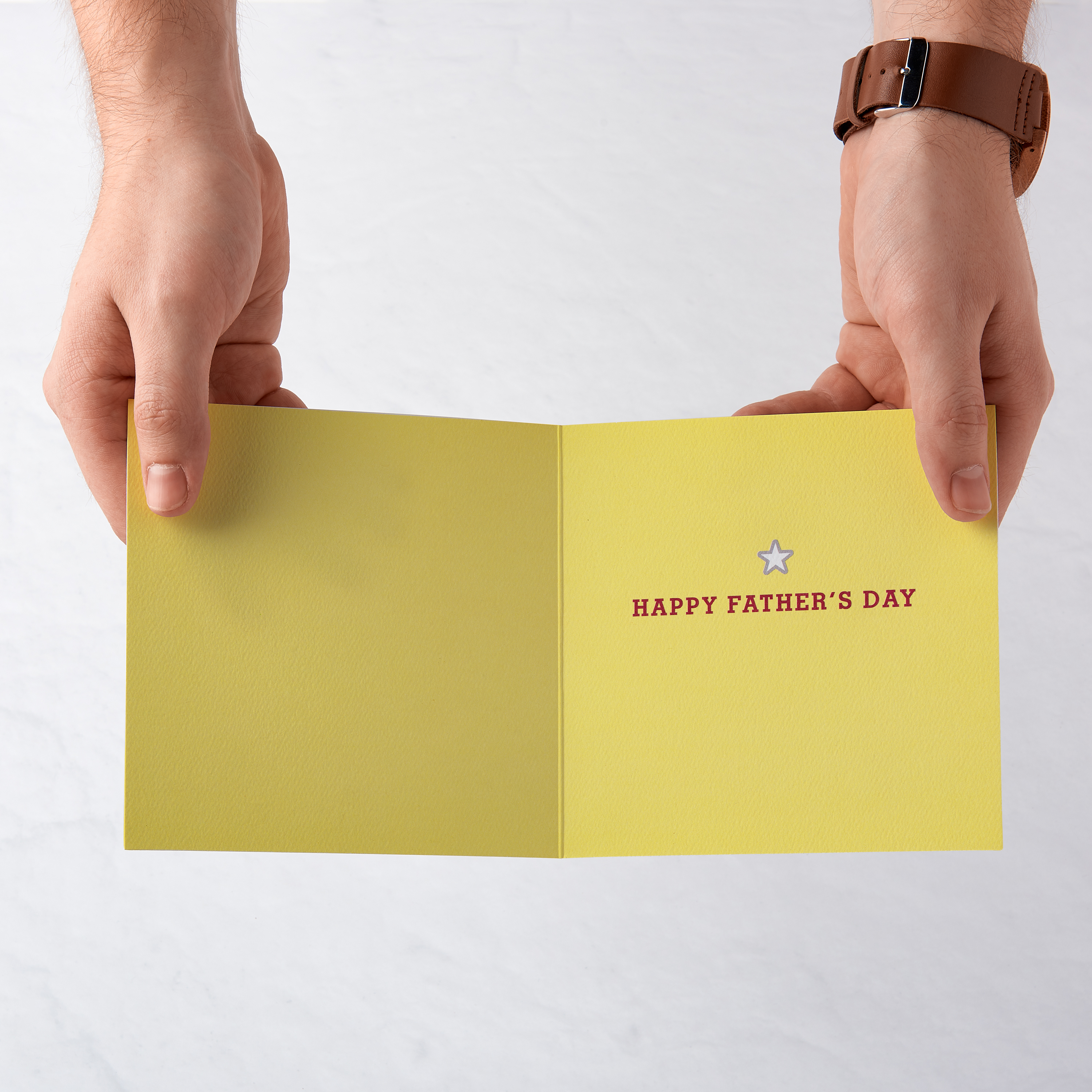 Well Done Father's Day Card image