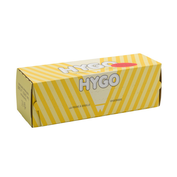 "Hygo 21"" Disposable Pastry Bag"