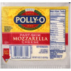 Polly-O Part Skim Mozzarella Cheese 16 oz