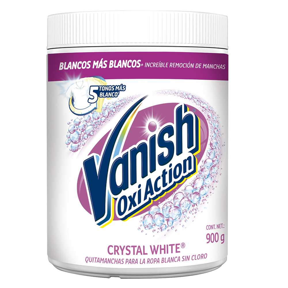 Vanish® Oxi Action® Crystal White Polvo