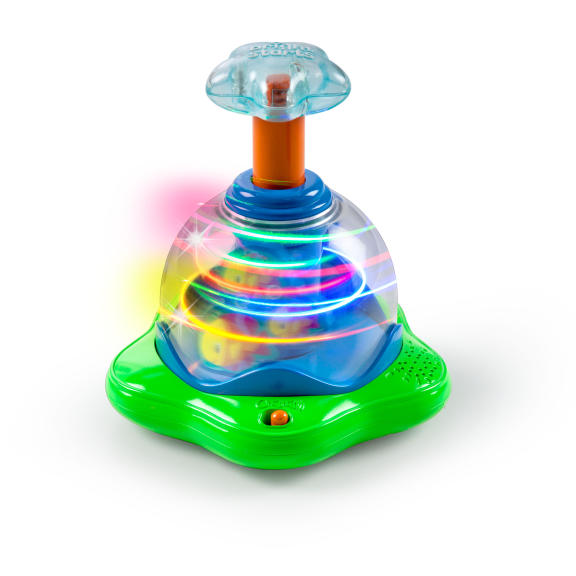 Press & Glow Spinner™