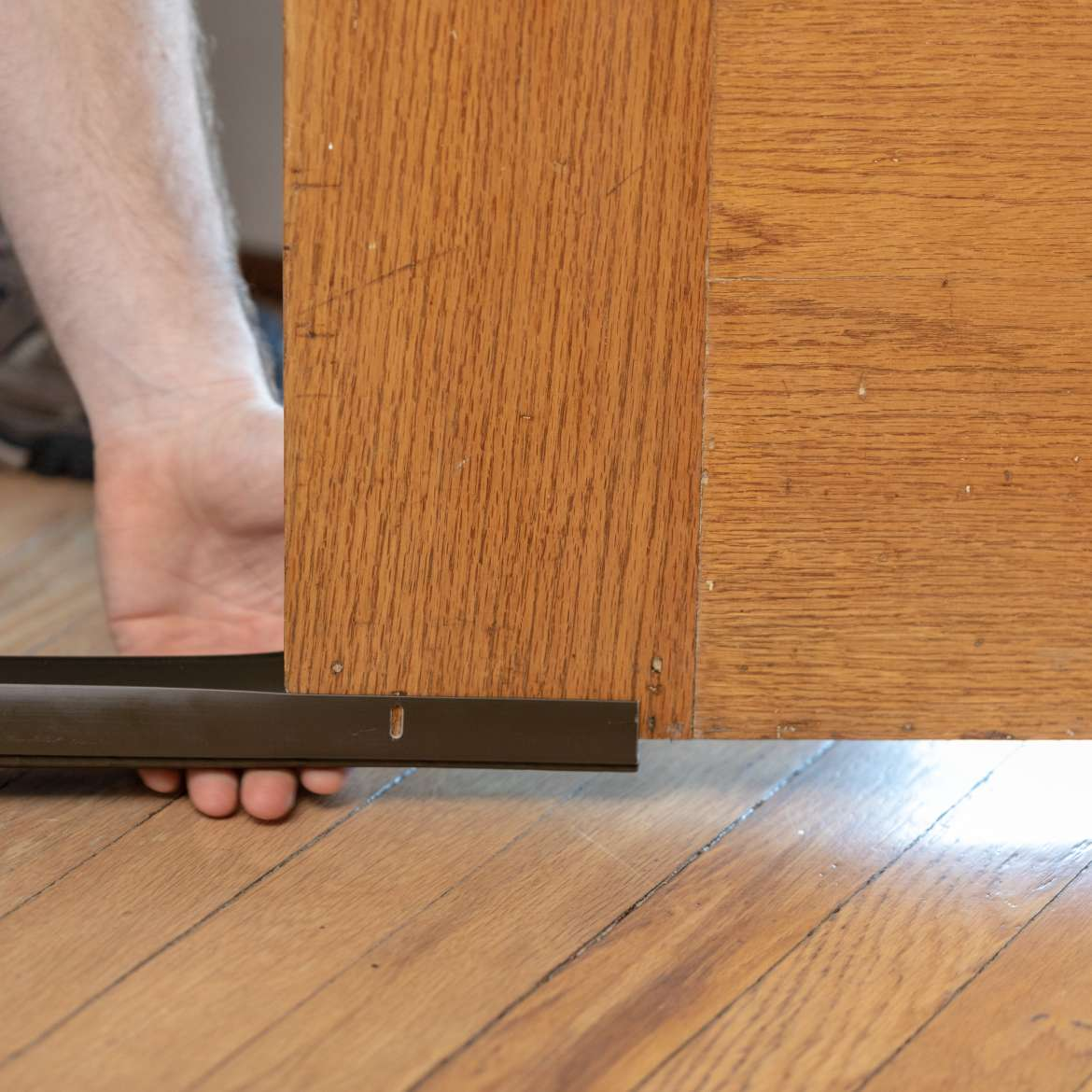 Heavy-Duty Door Shoe
