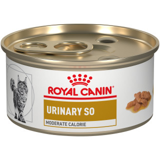 Urinary SO Moderate Calorie Morsels in Gravy Canned Cat Food