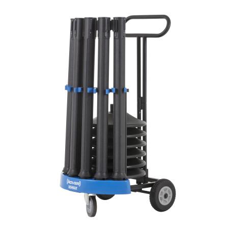 Rover Cart Bundle - Sentry with Black Belts 8