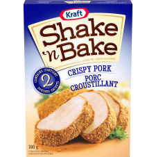 Shake 'N Bake Crispy Pork Coating Mix