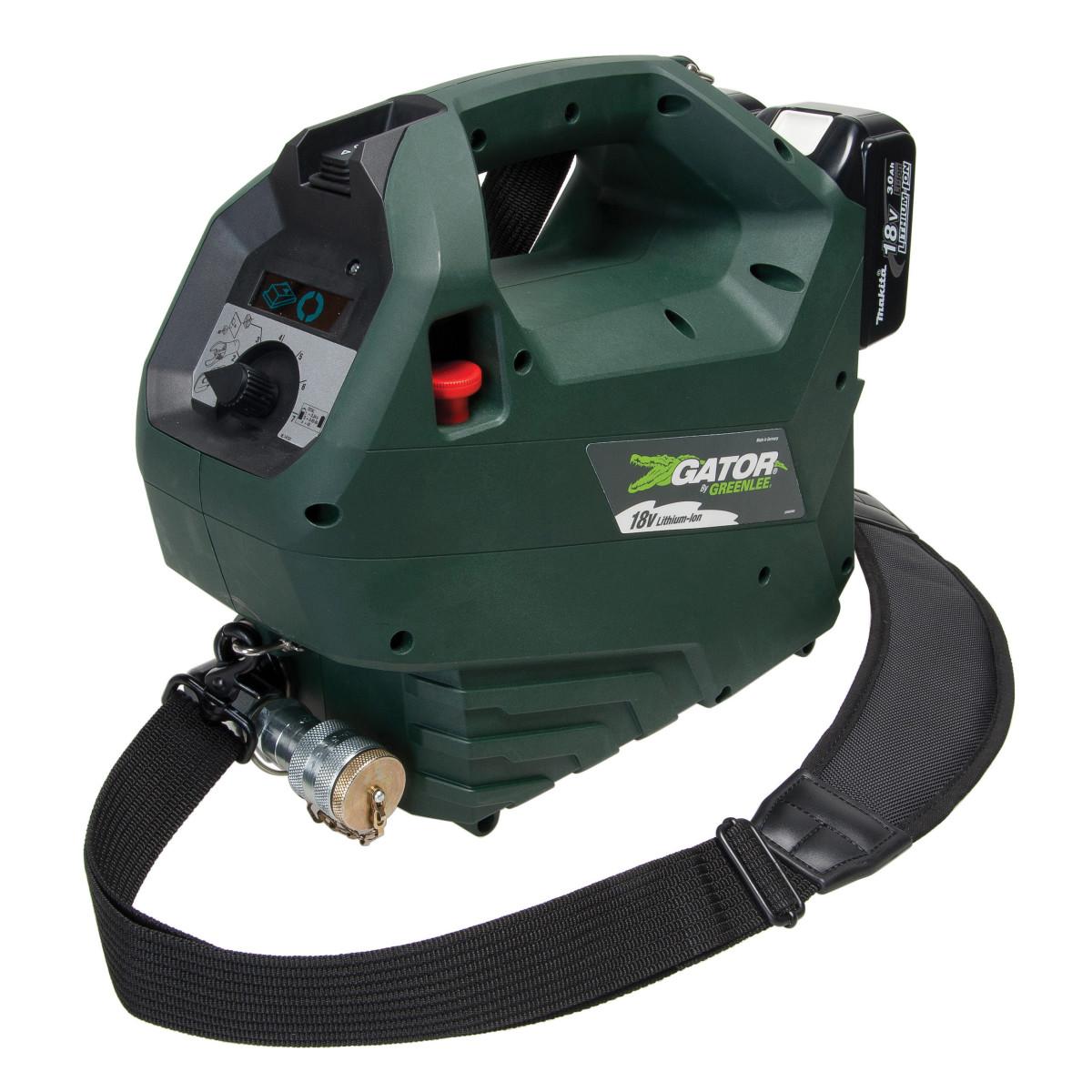 Greenlee EHP700L11 Power Pump Bat 120V Chrgr