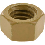 Deck Plus Tan Exterior Hex Nuts