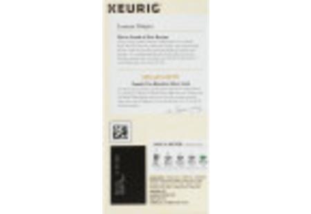Keurig Bigelow Lemon Ginger Herbal Tea K-Cups box of 24