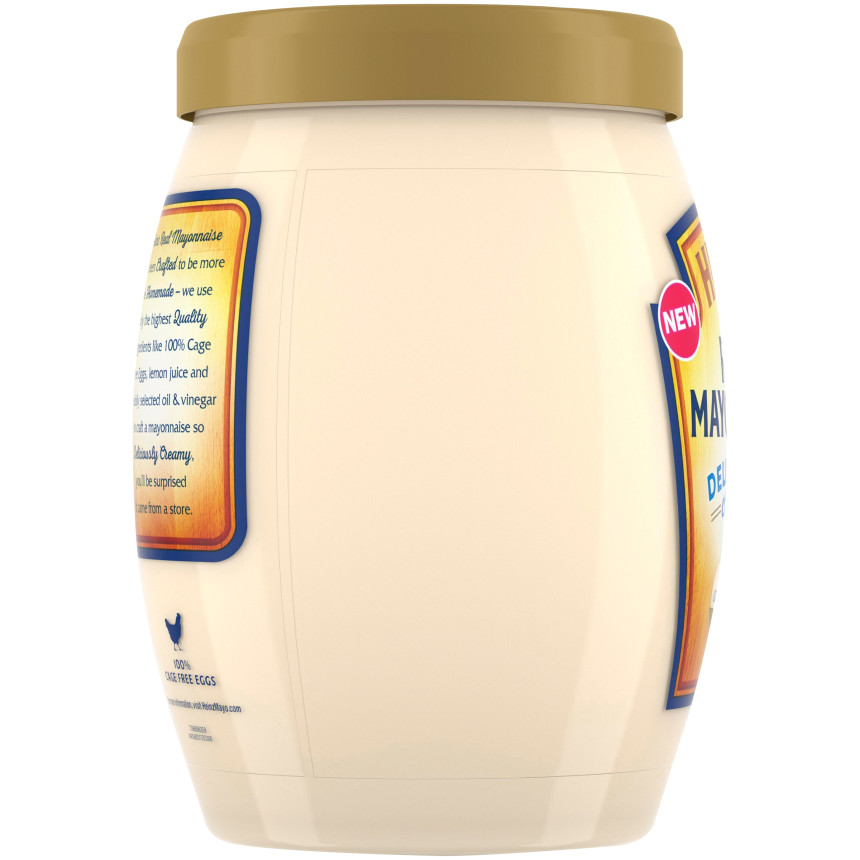 Heinz Real Mayonnaise, 15 fl oz Jar