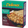 Delimex Chicken & Cheese Flour Taquitos 18 count Box