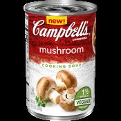 Mushroom Cooking Soup