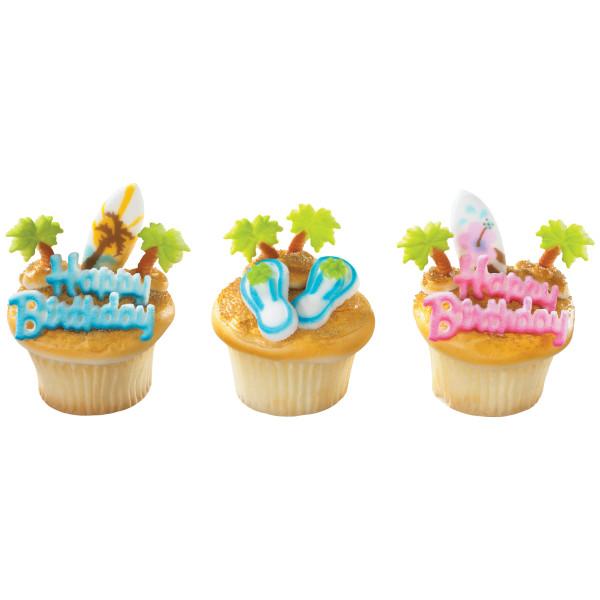 Flip Flops Assortment Dec-Ons® Decorations