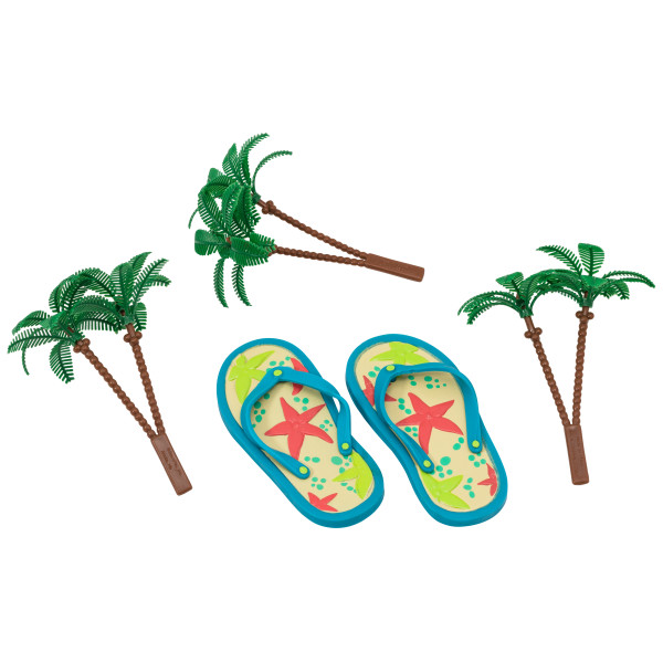Summer Flip Flops DecoSet®