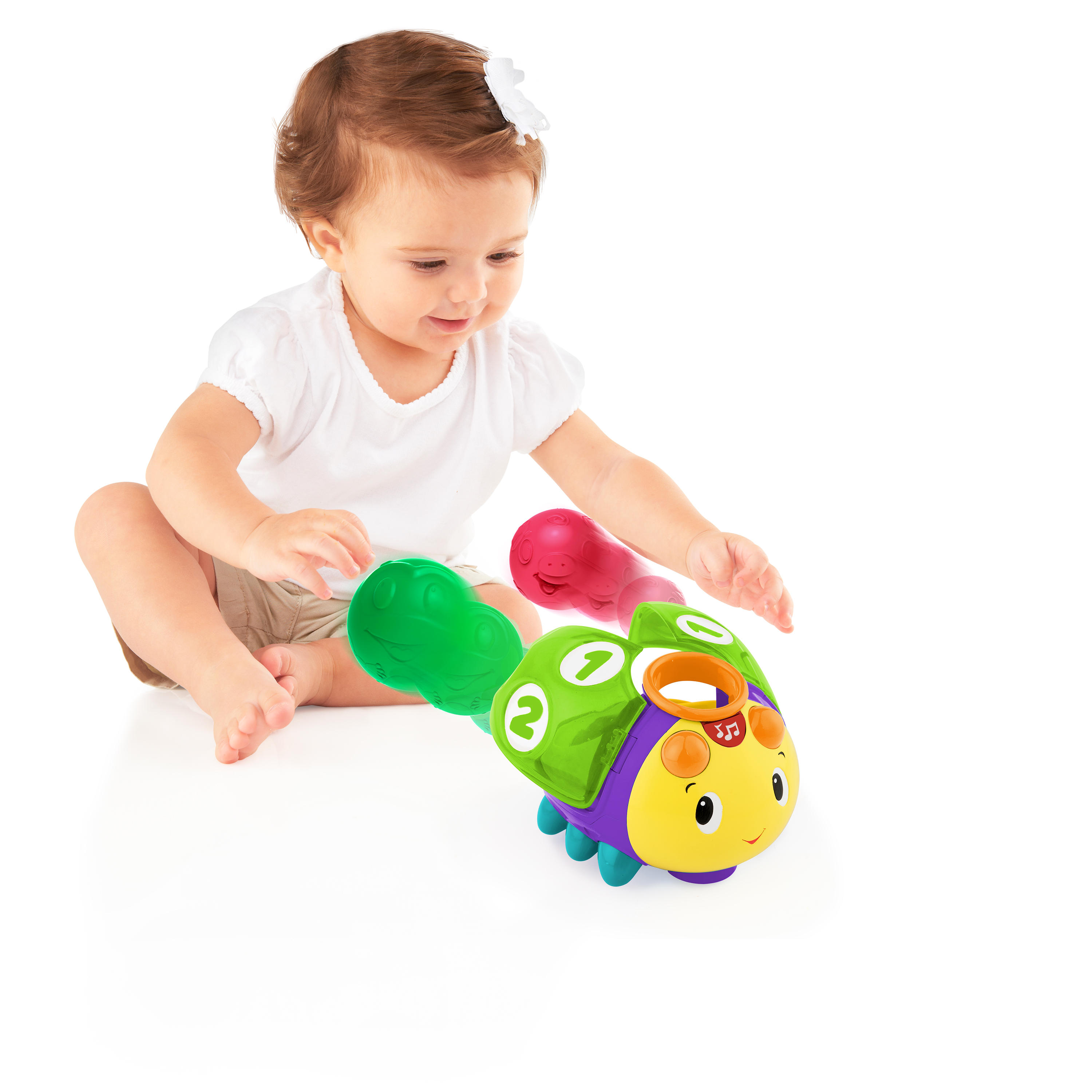 Count �n Roll Buggie™ Toy