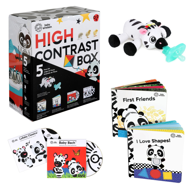High Contrast Box™