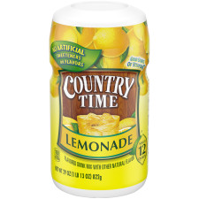 Country Time Lemonade Drink Mix 29 oz Jar