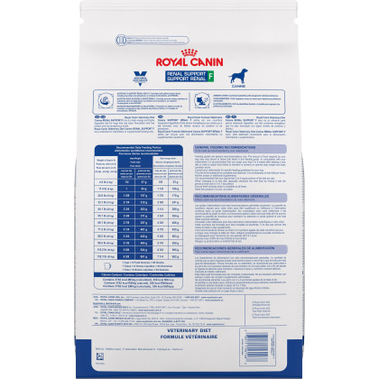Royal Canin Veterinary Diet Canine Renal Support F Dry Dog Food