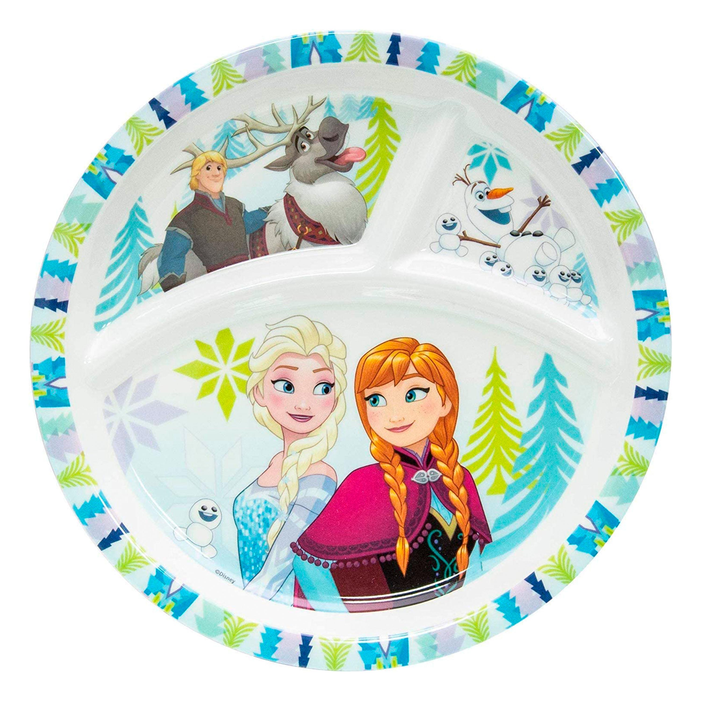 Disney Frozen Dinnerware Set, Anna and Elsa, 5-piece set slideshow image 4