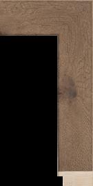 Hans 2 1/4 Flat Muskrat