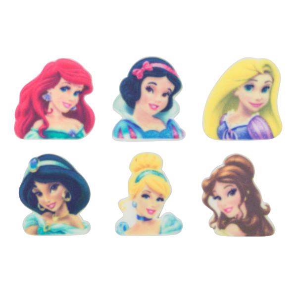 Disney Princess Characters SugarSoft® Printed Edible Decorations