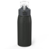 Genesis 24 ounce Vacuum Insulated Stainless Steel Tumbler, Charcoal slideshow image 6