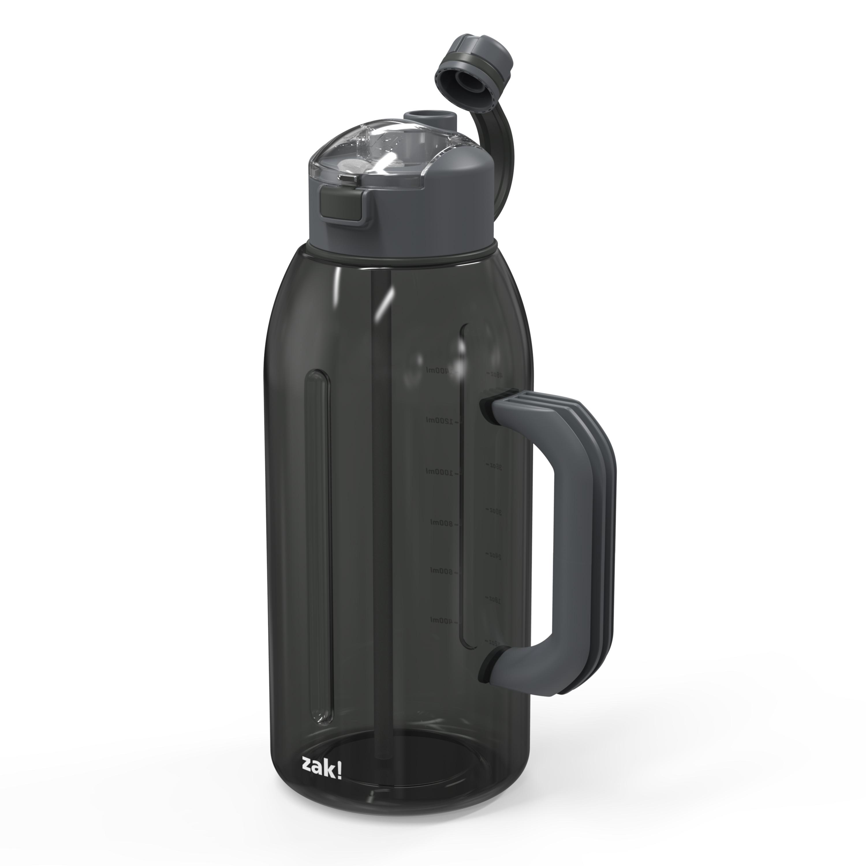 Genesis 64 ounce Water Bottle, Charcoal slideshow image 5