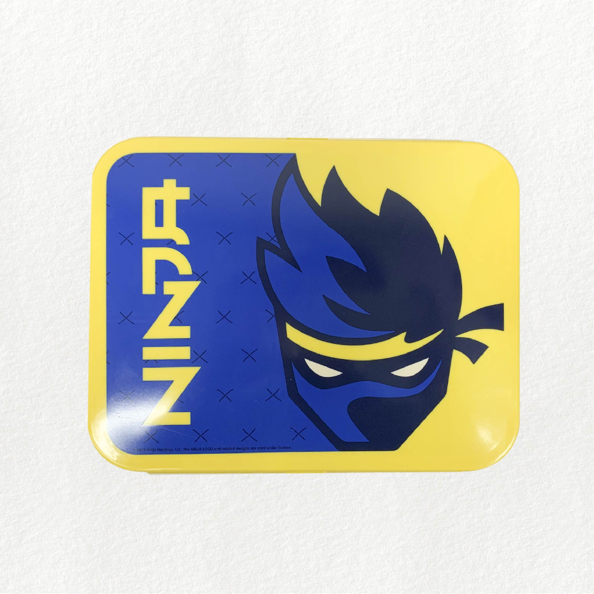 Ninja 3-section Reusable Bento Boxes, Video Games, 2-piece set slideshow image 4