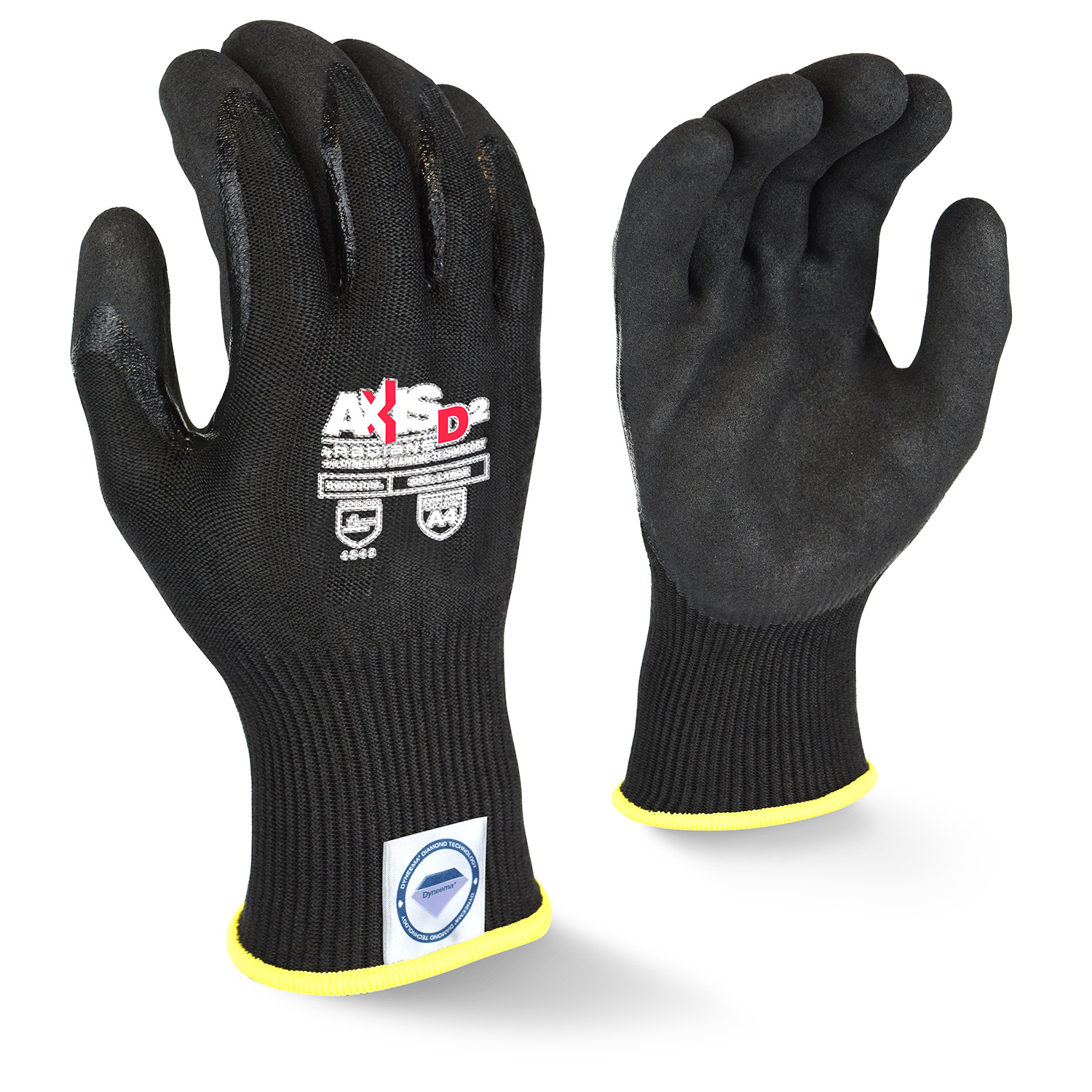 Radians RWGD108 AXIS D2™ Dyneema® Cut Protection Level A4 Glove