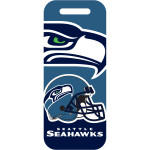Seattle Seahawks Large Luggage Quick-Tag