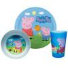 Nick Jr. Dinnerware Set, Peppa Pig, 5-piece set slideshow image 2