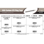 "Fix-A-Thread USS Carbon STI Plug Taps Assortment (#10-24 thru 1/2""-13 Thread)"