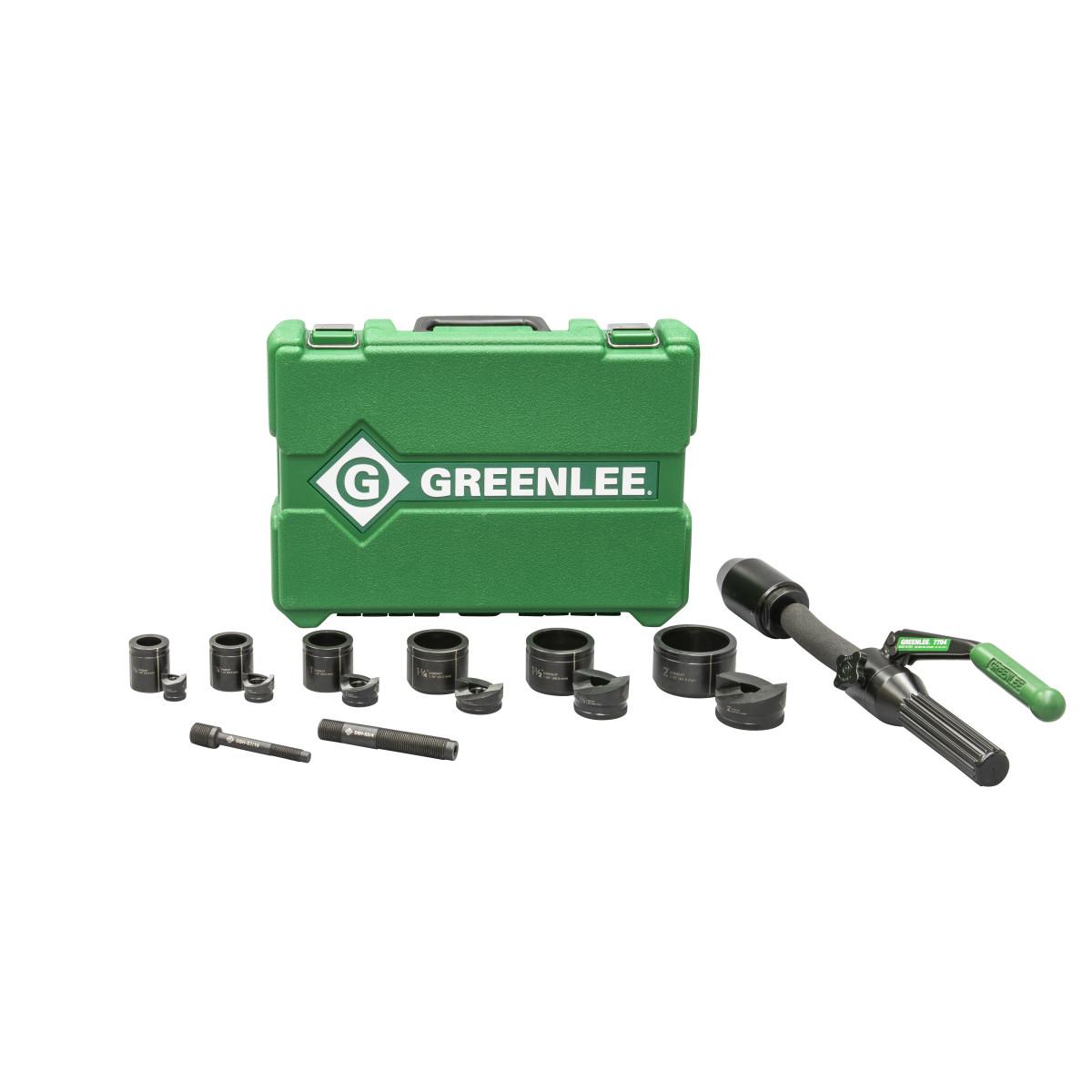 Greenlee 7706SB Driver Ass'Y Flex-Hyd (7706Sb).