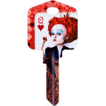 Disney Alice in Wonderland - The Red Queen Key Blank