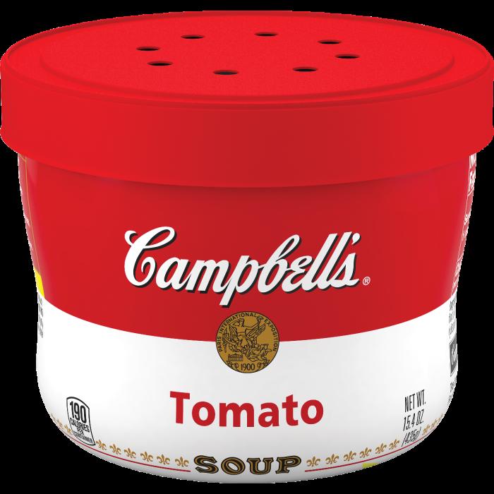 Tomato Soup Microwavable Bowl