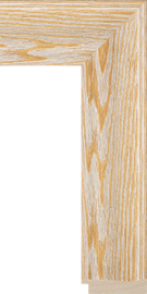 Lancaster Split Rail Tan 2' 3/4