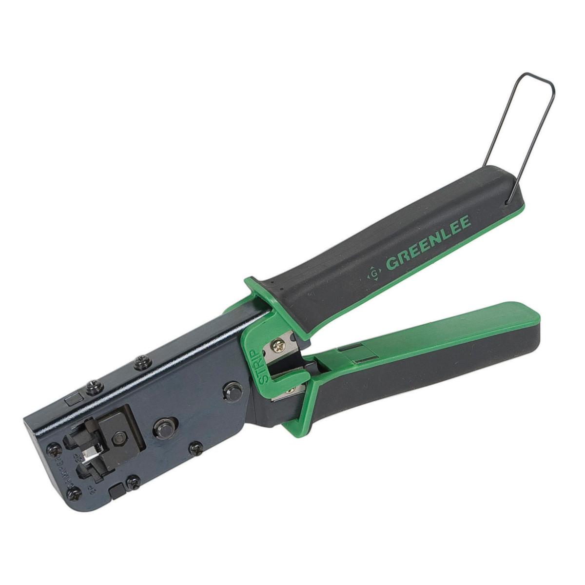 Greenlee 45553 Crimper Mod Plug-Std