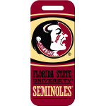 Florida State Seminoles Large Luggage Quick-Tag