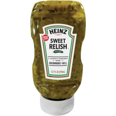 Heinz Sweet Relish, 12.7 fl oz Bottle image
